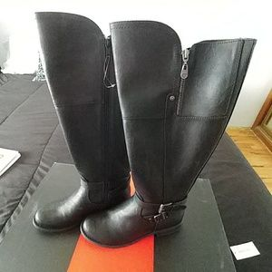 FIRM PRICE Guess Wide Calf Boots